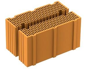 Mezze Poroton Plan TS per murature termoisolanti