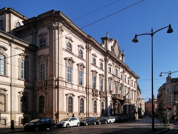 Milano, Palazzo Litta