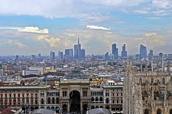 Milano città in continua crescita economica