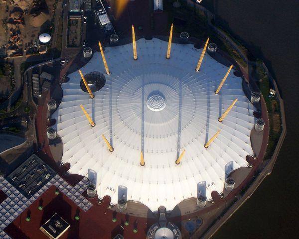 Millenium Dome Londra