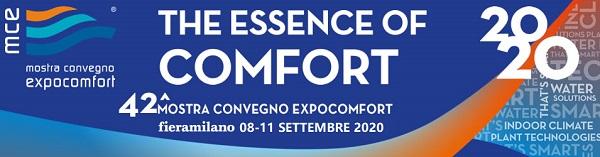 Mostra Convegno Expo Comfort 2020