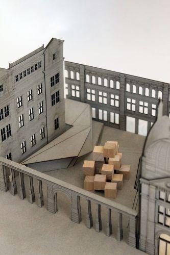 MultiPly prevede un utilizzo innovativo e sostenibile del legno
