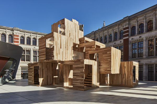 Wood Awards 2019, Categoria Small Projects - MultiPly copyright