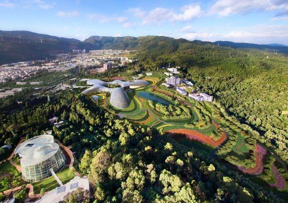 Museo botanico a Kunming