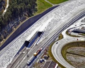 Il tunnel del San Gottardo