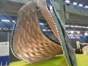 Wavin Metal, il design ondulato del metallo con la nuova veste parametrica di Indexlab