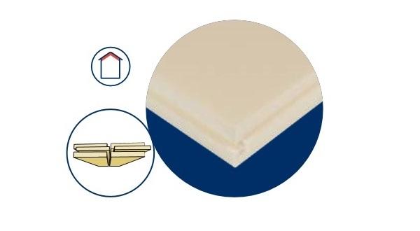 Pannello in polistirene URSA XPS - NIII-E
