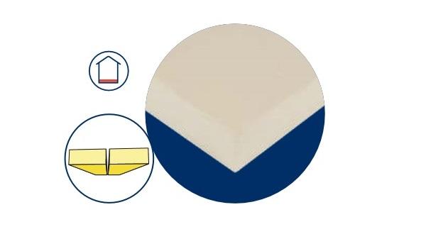 Pannello in polistirene URSA XPS - NIII-I
