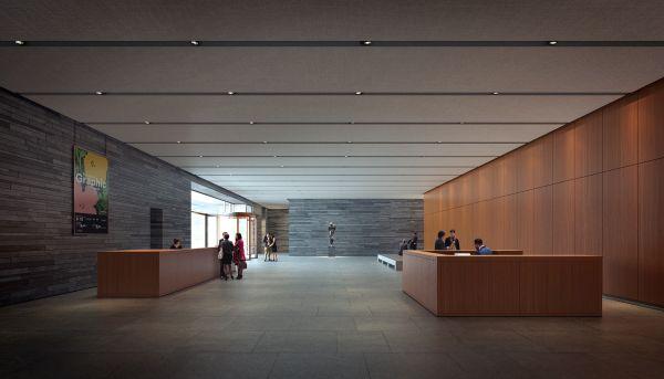 Interno National Museum of Art, Architecture and Design di Oslo