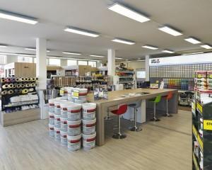 Un nuovo concept espositivo crea il negozio ideale