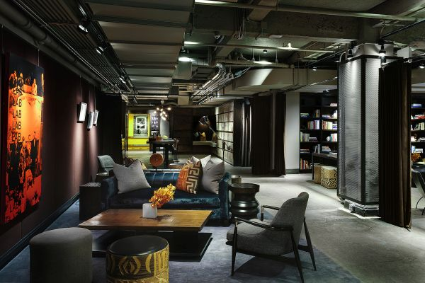 Coworking NeueHouse a Los Angeles