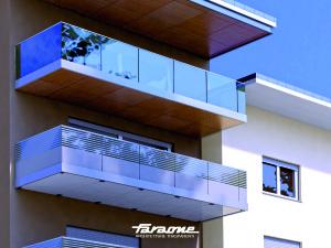 Ninfa - Balcone