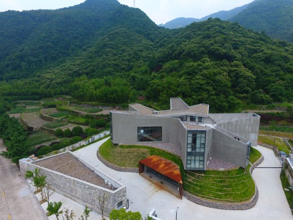 Ningbo Duao Art Museum in Cina, realizzato da Progetto CMR