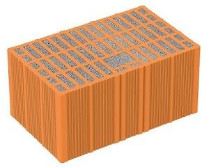 Blocco ad alte prestazioni termiche Normablok Più S40 MA