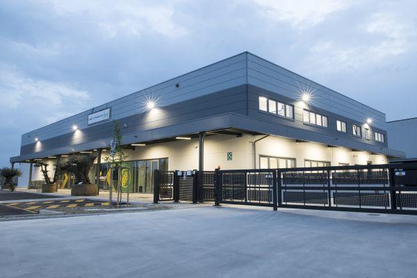 Prima commessa Kopron Engineering per la nuova sede dell'azienda Serena & Manente