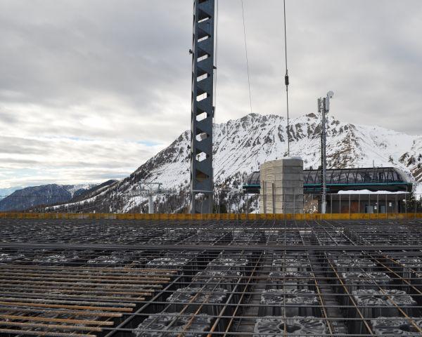 Nuovo Nautlus Evo e Multimodulo di Geoplast per un rifugio in Trentino