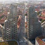 Norra Tornen vince il premio per il grattacielo più innovativo
