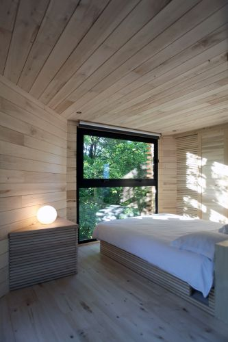 La camera da letto di ORIGIN tree house
