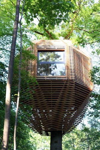 ORIGIN tree house - Photo Marco Lavit