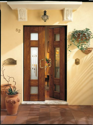 Collezione porte blindate per ingresso da esterno - Portoncini blindati per esterno ...
