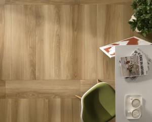 Life, gres porcellanato effetto legno