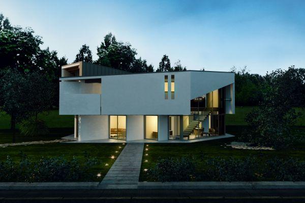 Off-site e interior design. La realizzazione a Vicenza