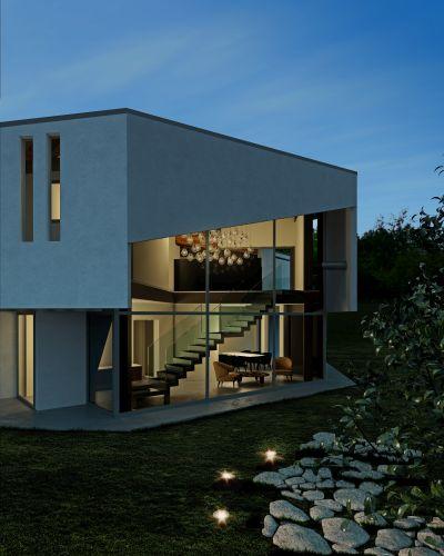 Off-site e interior design: la realizzazione a Vicenza