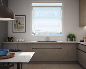 La finestra salvaspazio eletta prodotto dell'anno
