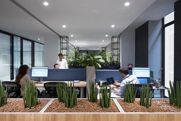 NOW nuova sede Oliver Wymana Milano, caratterizzata da spazi flessibili