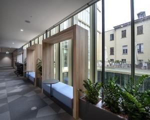 Nuova sede NOW di Oliver Wyman