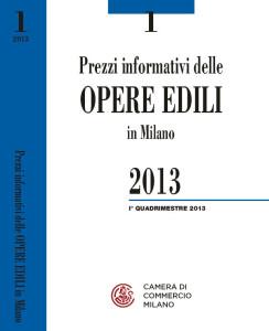Prezzi delle Opere Edili di Milano