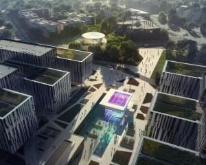 Oslo, le stazioni metro di Zaha Hadid Architects