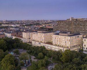 3XN E LINK firmano l'ampliamento dell'ospedale di Copenhagen