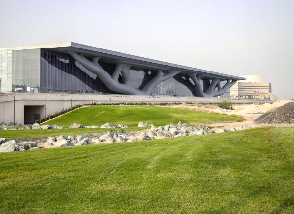 Qatar National Convention Center di Arata Isozaki