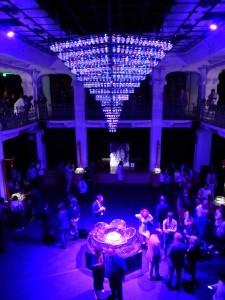 Grande successo di pubblico all'inaugurazione di Art Aquarium a Milano per Expo 2015 4