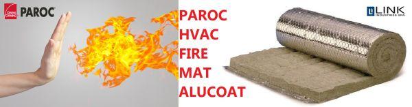 Sicurezza antincendio: edificio sicuro con PAROC Hvac Fire Mat