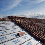 Ristrutturazione efficiente della copertura di un edificio storico