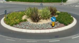 Perliround®: sistema per rotonde stradali e aiuole spartitraffico inverdite