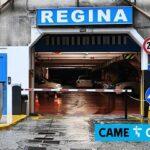 Sistema di parcheggio PKE di CAME per il Garage Regina di Trieste