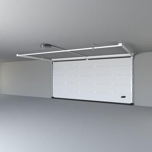 Porta da garage PREMIUM di Came Go, vista interna