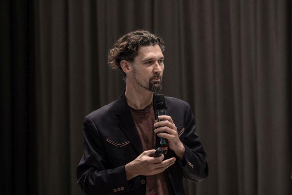 L'architetto Marco Poletto a Prato al Futuro