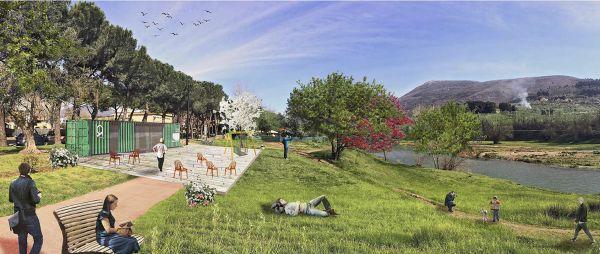 Progetto Riversibility per lo sviluppo del Parco fluviale del Bisenzio a Prato