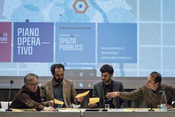 """Prato al Futuro. Crowdlab sul tema """"Spazio Pubblico"""""""