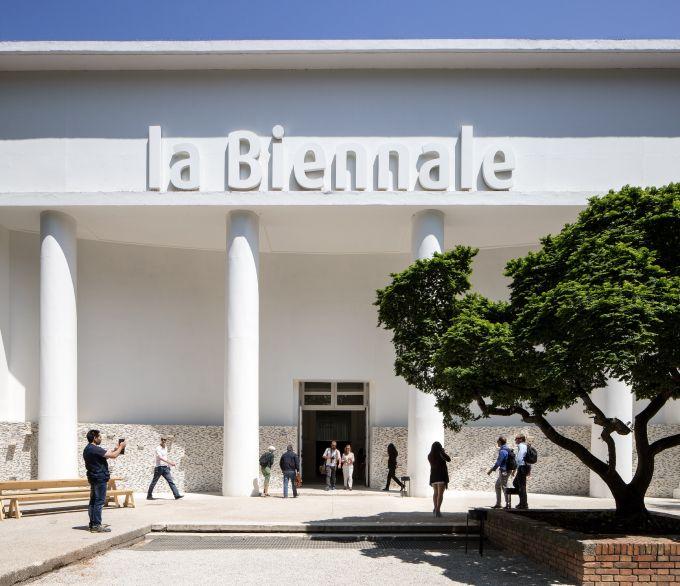 Padiglione Centrale Giardini La Biennale di Venezia