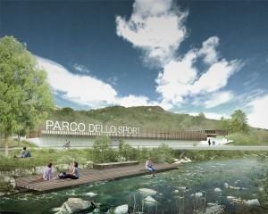 Lugano, a Land Suisse il progetto del polo sportivo