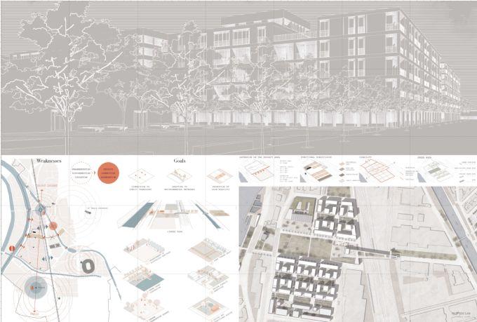 Parisian Atmosphere - dettagli del progetto vincitore della fase nazionale del fase nazionale del Multi Comfort Student Contest