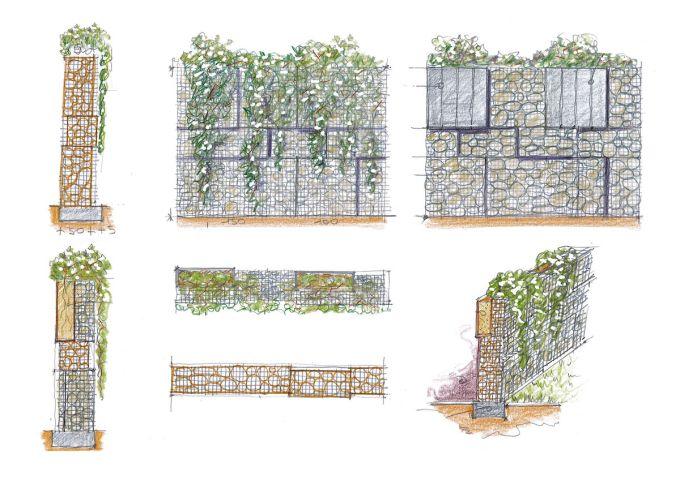 Le piante tra gli elementi caratterizzanti la Nuova stazione elettrica Terna a Suvereto