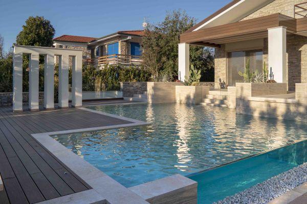 Culligan fornisce sistemi di filtrazione ideali per rimuovere torbidità, solidi sospesi e sostanze indesiderate dall'acqua delle piscine