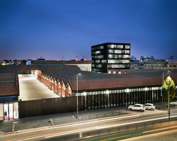 """Il nuovo """"Gucci Hub"""" è un complesso di 35.000 metri quadri"""