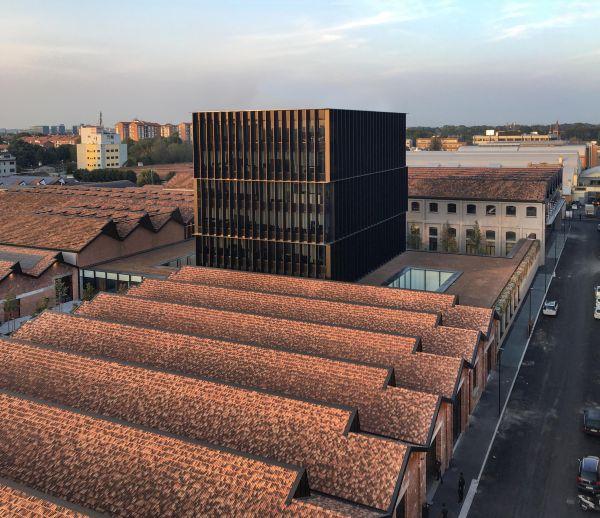 La ex-fabbrica aeronautica Caproni a Milano diviene la nuova sede di Gucci